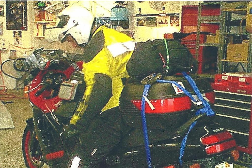 2000 BL II Honda Exchange