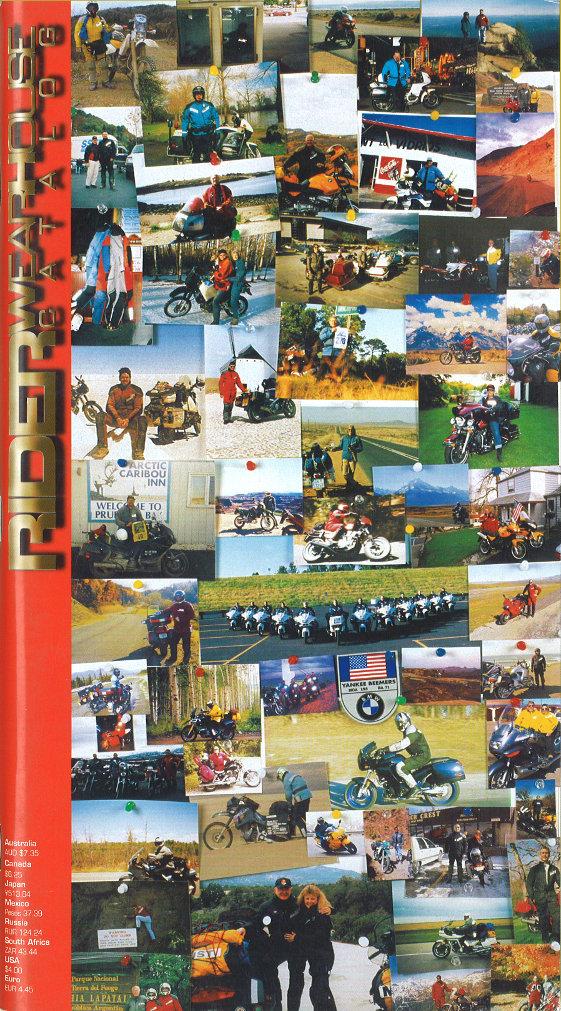 2002 Aerostich cover