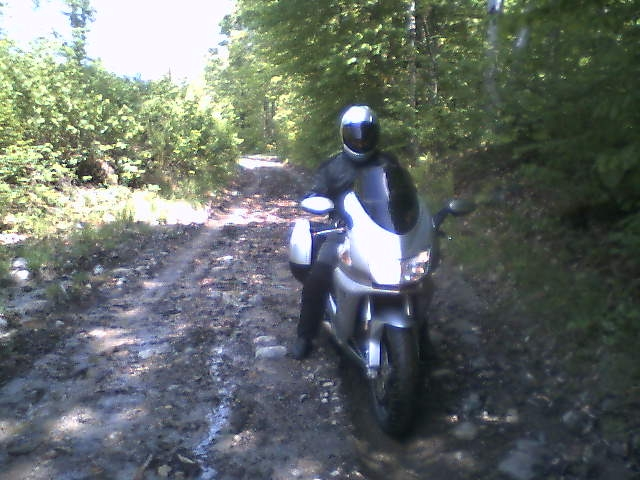 Went through 8 bikes, just easy weekend trips