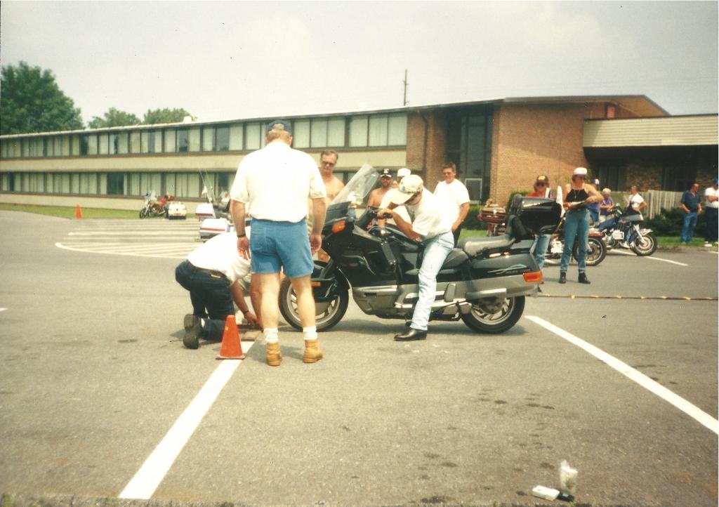 Slow Race 1995?